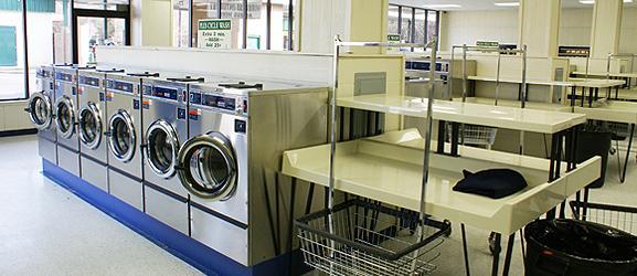 bo tri thiet bi cua hang giat -  Tổng hợp những vấn đề cần quan tâm khi đi mua máy giặt công nghiệp
