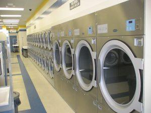 Kinh nghiệm tìm mua máy giặt công nghiệp