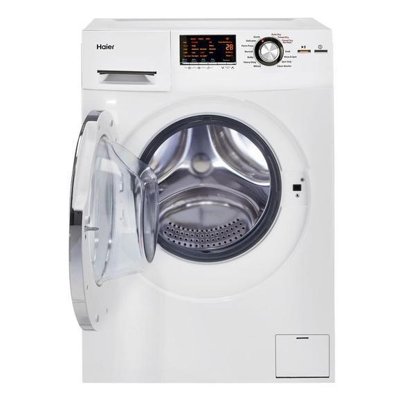 may giat haler1 - Có nên sử dụng máy giặt công nghiệp Trung Quốc hay không ?