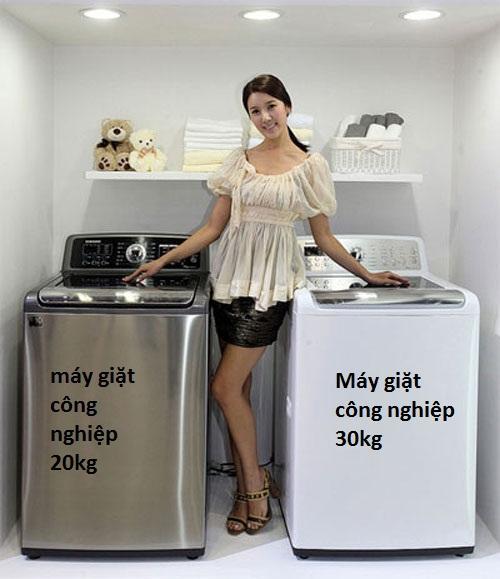 Lua chon may giat cong nghiep - Tổng hợp kỹ năng lựa chọn máy giặt công nghiệp giá rẻ
