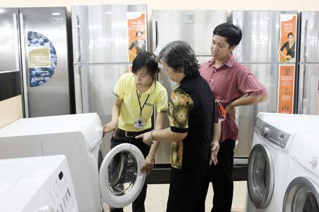 may giat theo cong suat - Lựa chọn máy giặt gia đình dựa vào quy mô số lượng thành viên gia đình