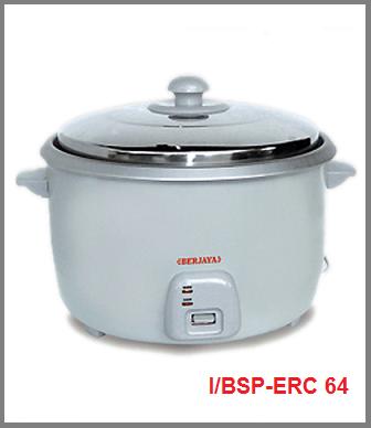 Bep a noi com dien bsp erc64 - Bếp Á - Nồi nấu cơm điện 8 lít