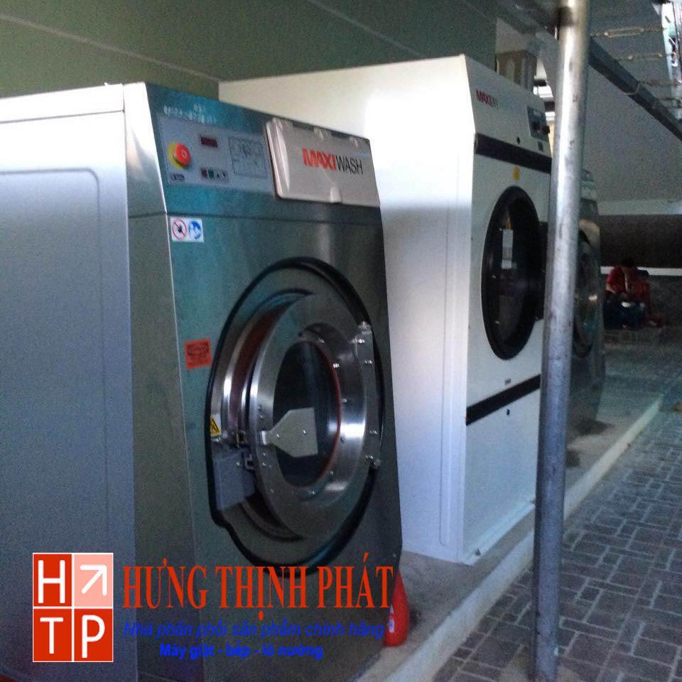 IMG 0934 - Máy giặt công nghiệp dùng cho khách sạn dùng loại nào tốt ?