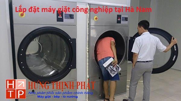 may giat 9 - Điểm bán máy giặt - sấy công nghiệp giá rẻ tại khu vực Hà Nam