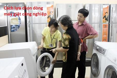 may giat theo cong suat1 - Muốn mua được máy giặt công nghiệp tốt thì chúng ta nên đọc qua