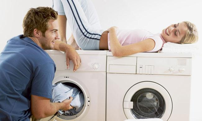 meo giat quan ao sach bong - 6 điểm phân biệt rõ ràng nhất về máy giặt gia đình và công nghiệp