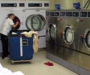 Dải công suất máy giặt công nghiệp