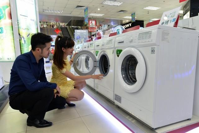 lua chon may giat - Cách chọn máy giặt công nghiệp cho khách sạn