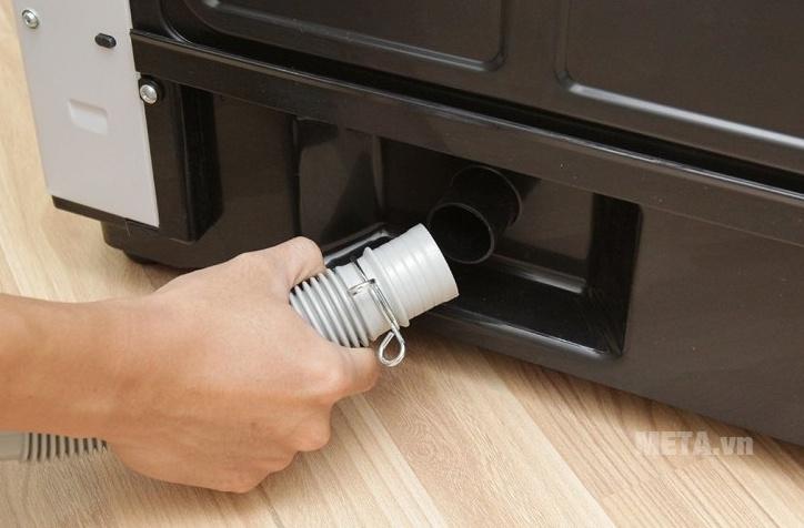 may giat xa nuoc - Máy giặt xả nước liên tục và cách khắc phục tại nhà