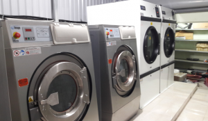 Sơ lược về máy giặt công nghiệp Image - Thái bình