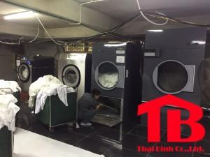 lắp đặt máy giặt công nghiệp 1