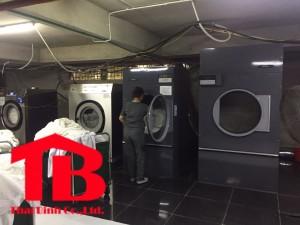 lắp đặt máy giặt công nghiệp 2