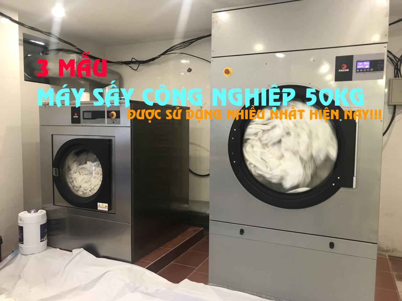 3 mẫu máy sấy công nghiệp 50kg được sử dụng nhiều nhất!   Phân phối máy  giặt công nghiệp ,máy sấy công nghiệp chính hãng