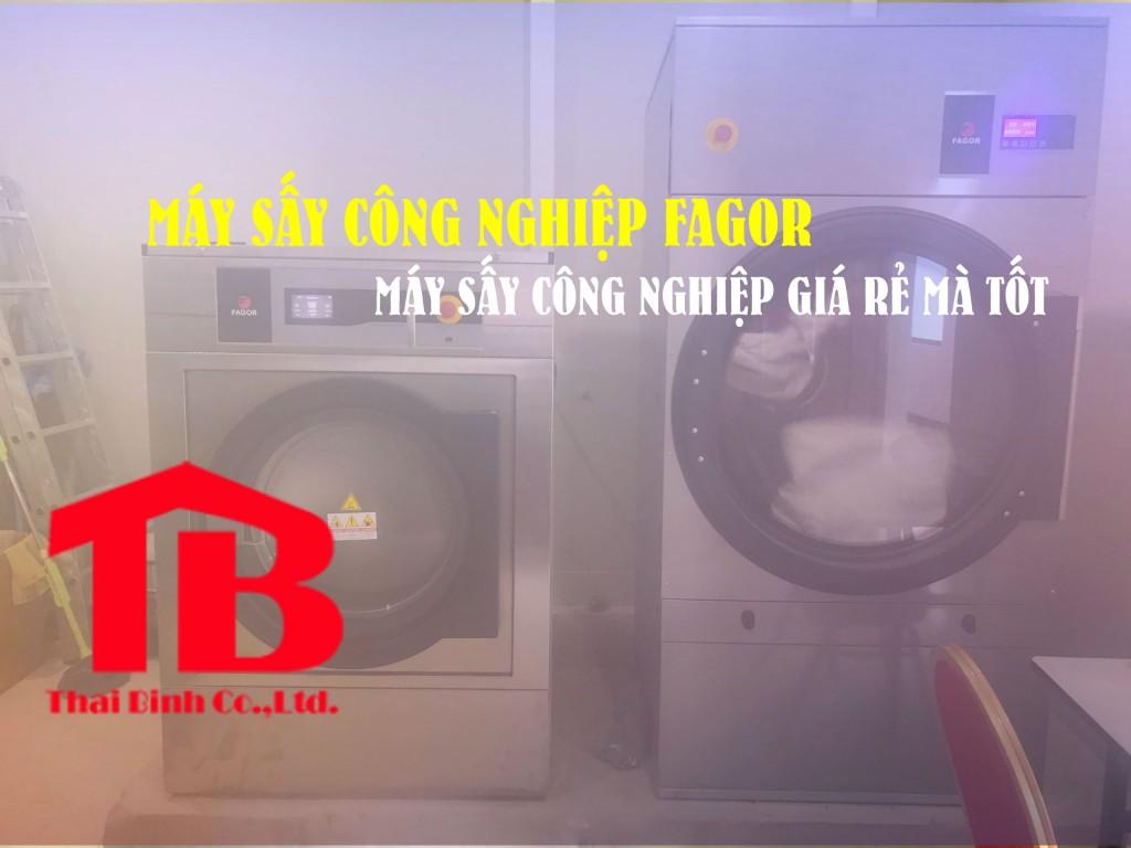 Máy sấy công nghiệp Fagor 1