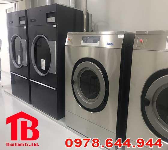 Máy giặt công nghiệp 20kg, 30kg, 40kg, 50kg giá bao nhiêu tiền ?