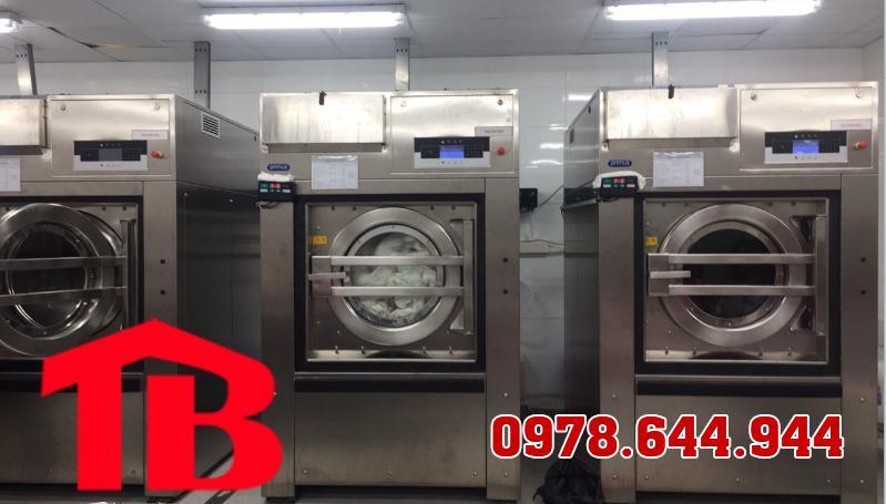 Máy giặt công nghiệp nhập khẩu có đặc điểm gì?