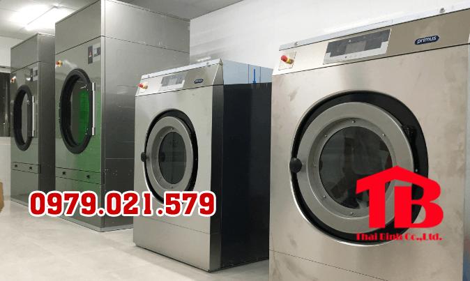 máy giặt công nghiệp Thái Bình