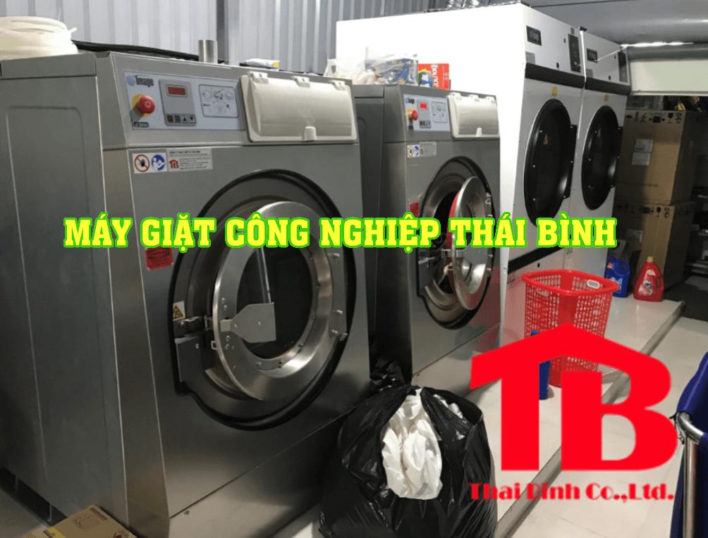 máy giặt công nghiệp Thái Bình nhập khẩu