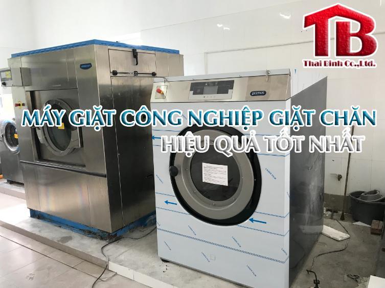 Máy giặt công nghiệp giặt chăn tốt nhất cho các nhu cầu giặt