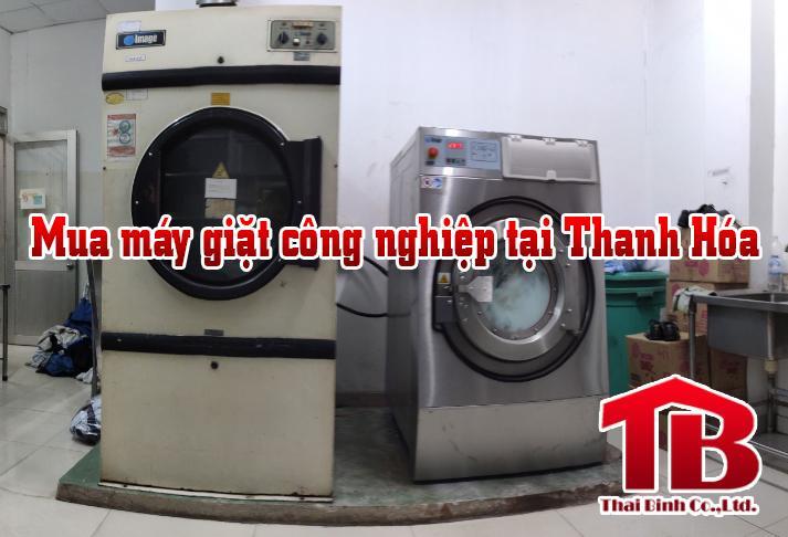 Mua máy giặt công nghiệp tại Thanh Hóa