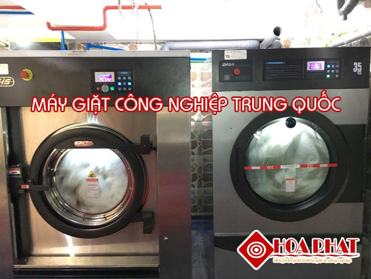 Máy giặt công nghiệp Trung Quốc giá rẻ ,chất lượng vượt trội
