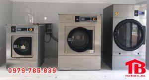 tư vấn máy giặt công nghiệp