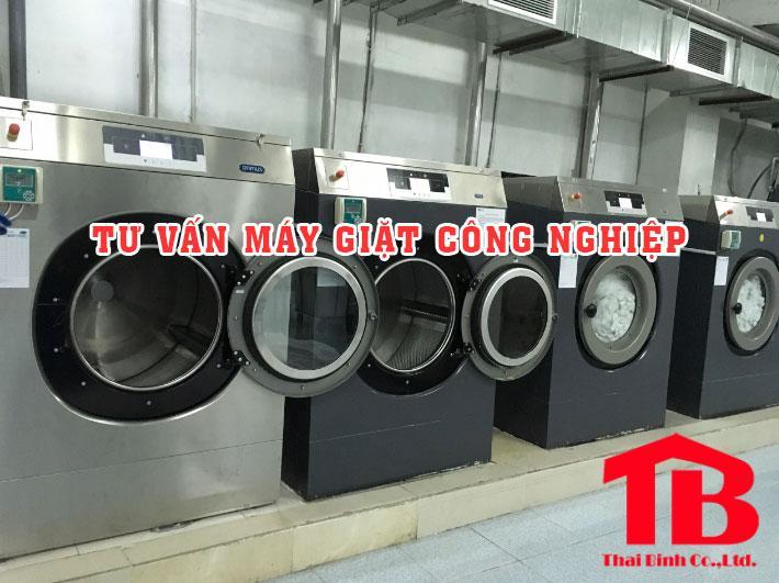 Tư vấn máy giặt công nghiệp dành cho xưởng giặt, bệnh viện, khách sạn