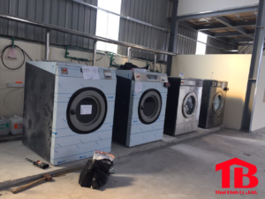 Máy giặt công nghiệp nhập khẩu