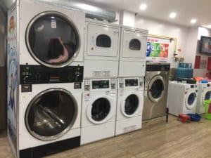máy giặt công nghiệp tốt speed queen