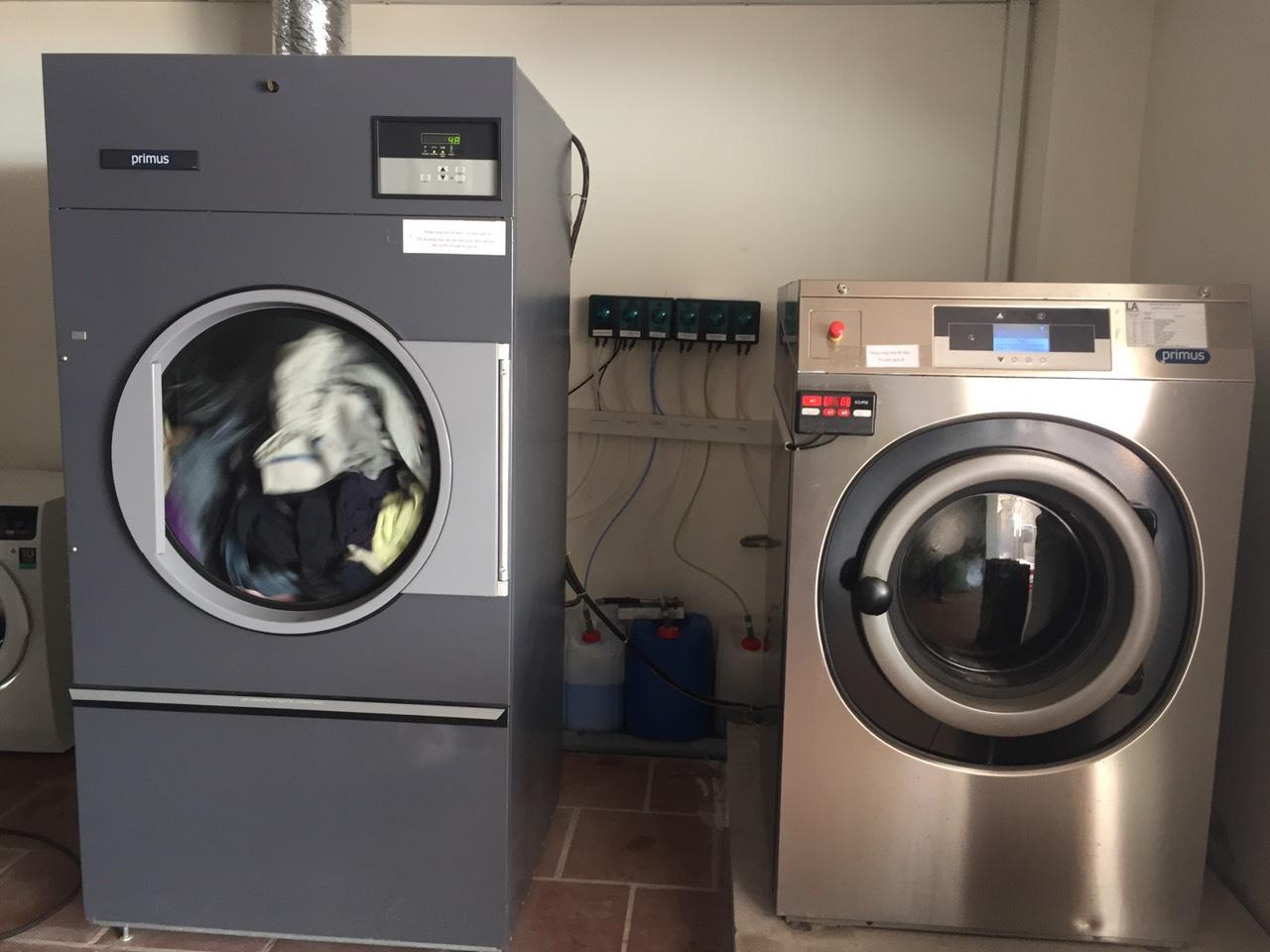 Máy giặt công nghiệp 35kg ở đâu tốt và giá rẻ nhất