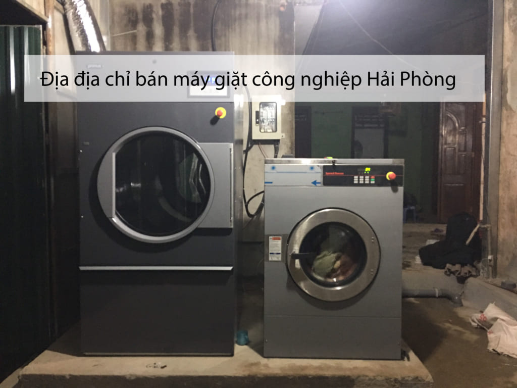 máy giặt công nghiệp Hải Phòng