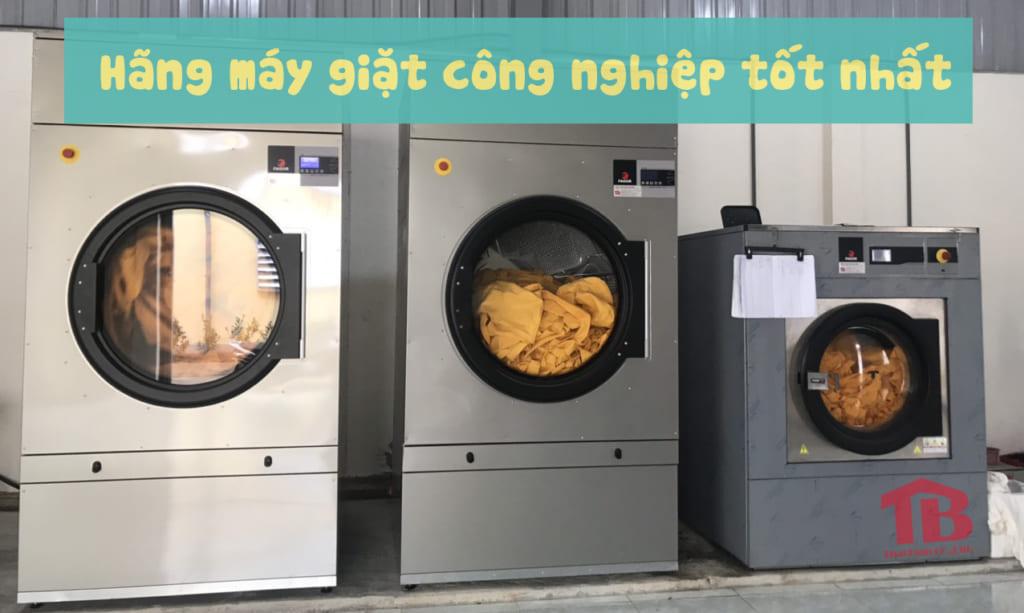 hãng máy giặt công nghiệp tốt nhất 2020