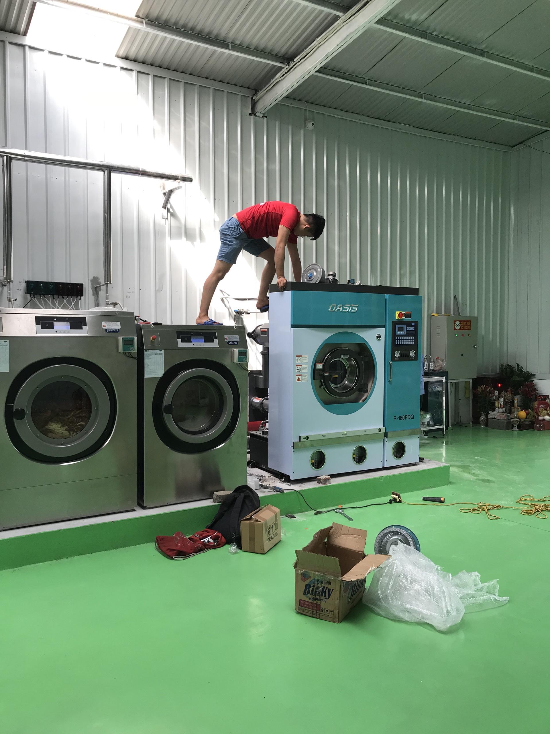 Hướng dẫn sử dụng máy giặt công nghiệp cho người mới sử dụng