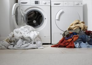 Phân loại quần áo khi giặt