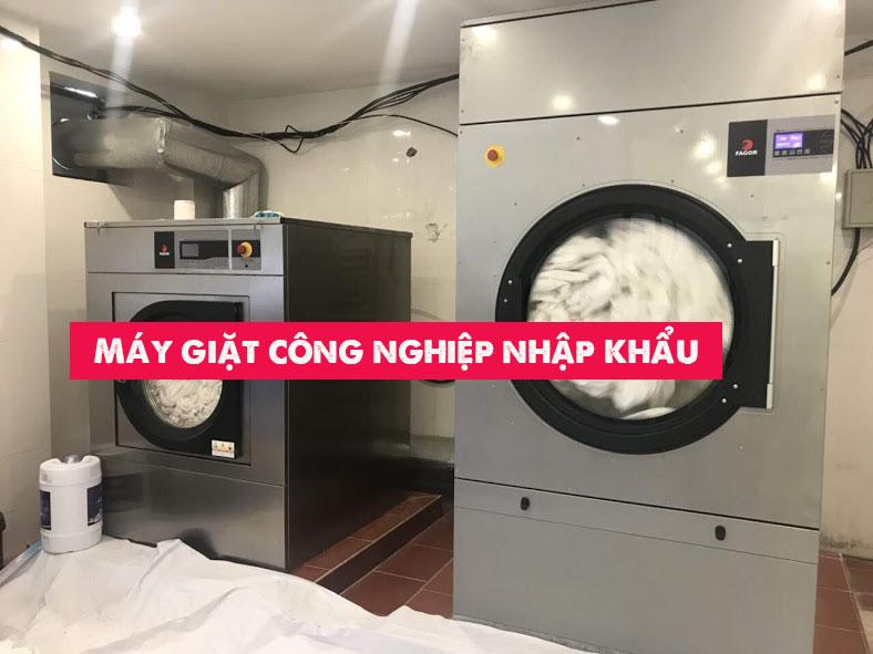 Bạn có đang thực sự đúng trong việc đầu tư máy giặt cho tiệm giặt ủi