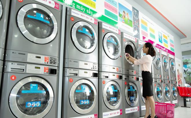 Máy giặt công nghiệp LG giá tốt, chuyên dụng dành cho bạn