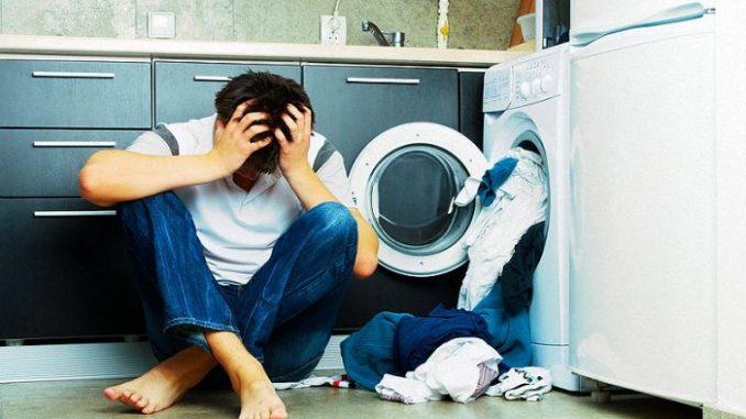 Mua máy giặt khô công nghiệp cũ