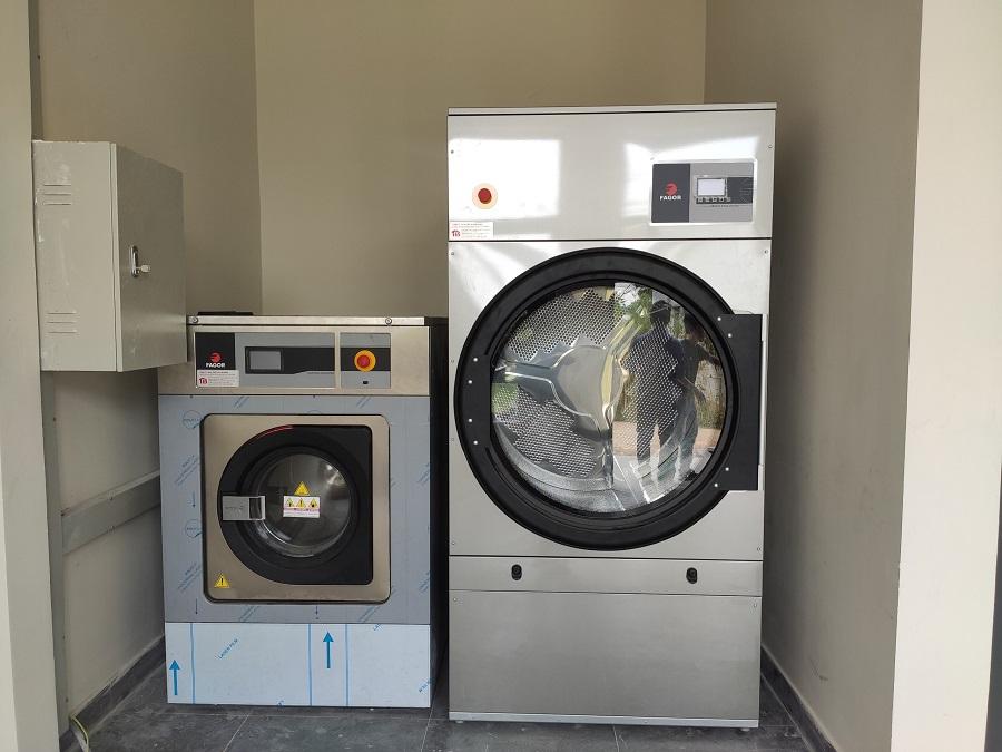 fagor - Máy giặt công nghiệp Sanyo và những điều bạn cần biết